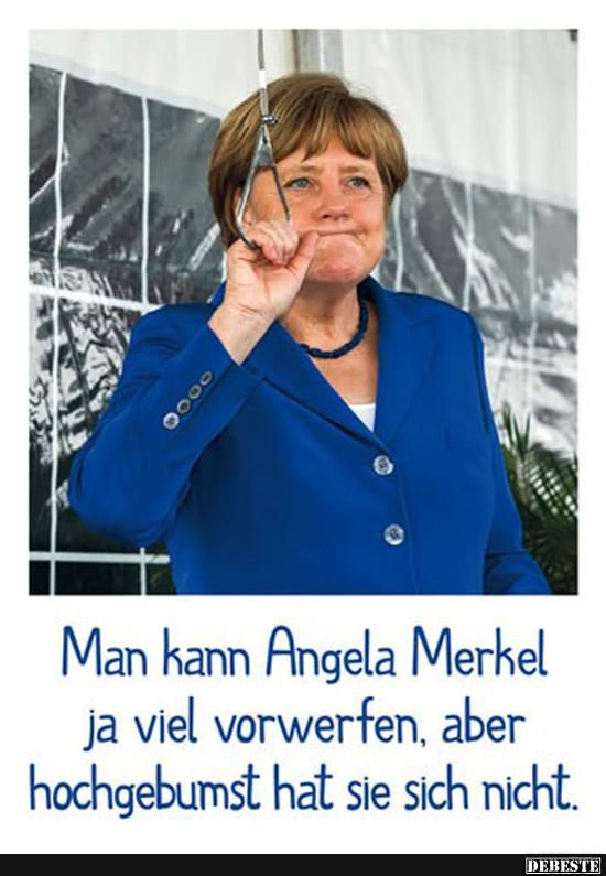 Lustige Merkel Bilder
