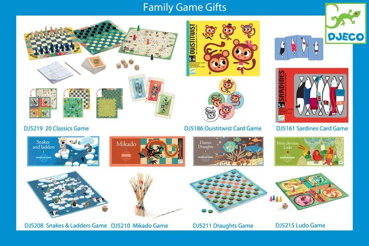 Kaleidoscope Family Game Night Gift Ideas DJ5208 DJ5210 DJ5211 DJ5215 DJ5219 DJ5186 DJ5161