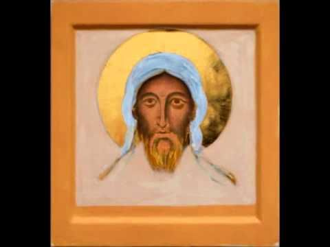 Icon Writing Process - icon Painting process time lapse steps