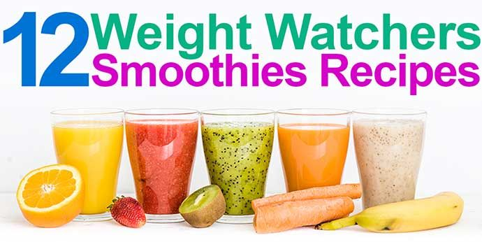 12-Weight-Watchers-Smoothies-Recipes-with-SmartPoints