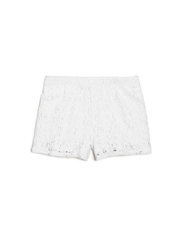 Bloomie's Girls' Lace Shorts - Sizes 2-6X