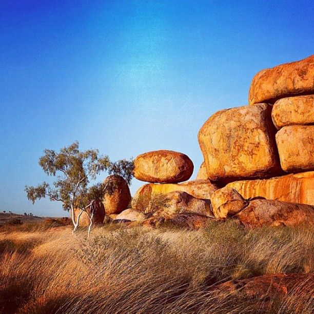 Devil's Marbles - Northern Territory