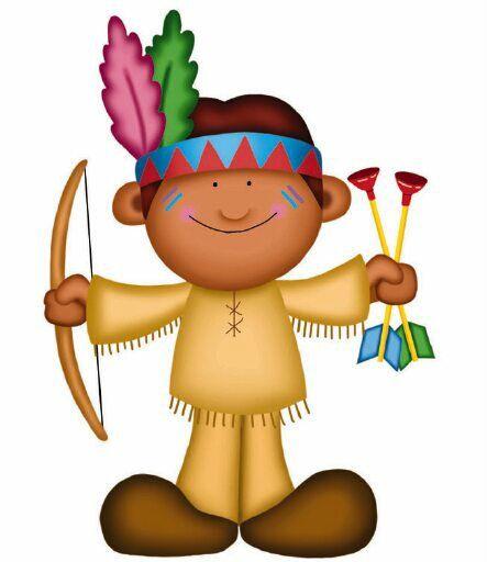 indián- Amerika