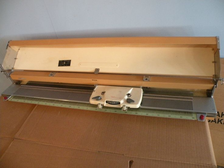 Vintage Knitting Machine : Best images about knitting machines on pinterest