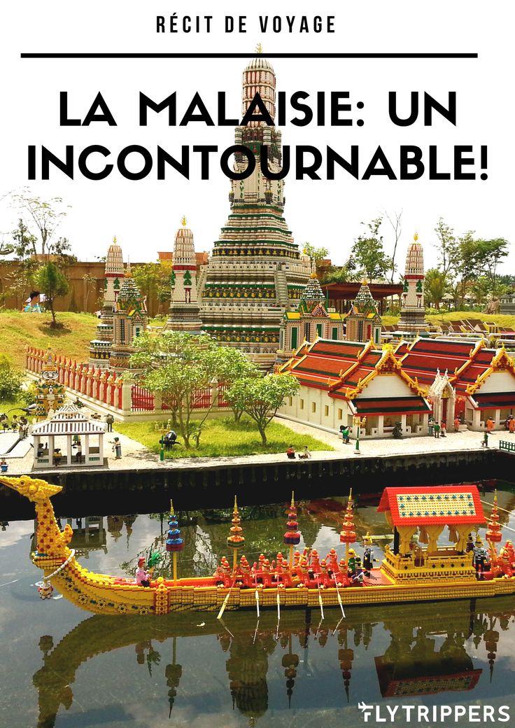 MALAISIE! On entend peu parler de ce pays, mais il est pourtant un incontournable lors d'un voyage en Asie du Sud-Est. Voyez pourquoi ici!