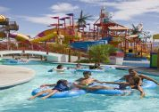 Soak City Water Park in Palm Springs - lazy river!