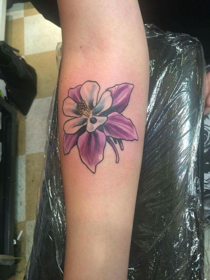 25 best columbine tattoo ideas on pinterest lilac tattoo scenery tattoo and oregon tattoo. Black Bedroom Furniture Sets. Home Design Ideas