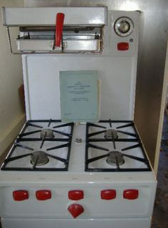 1966 Flavel Equerry 3 Automatic Gas Cooker