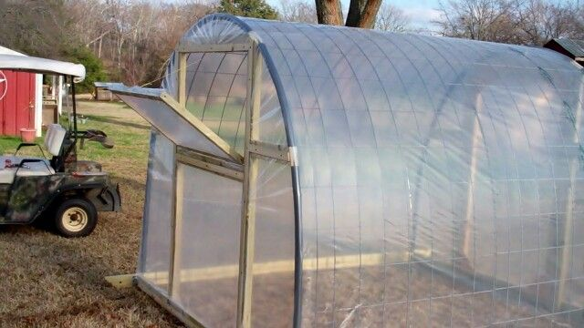 Cattle Panel Greenhouse I Want One Growing Organic