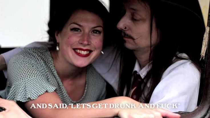 Let's Get Drunk And F**k by The Devil's Jukebox.  Contains cussing and b...