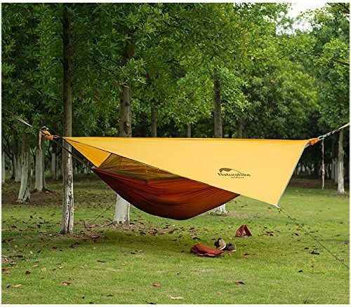 1.NatureHike 1 человек кемпинг гамак сверхлегких напольный шатер на открытом воздухе портативный висит палатка кровать