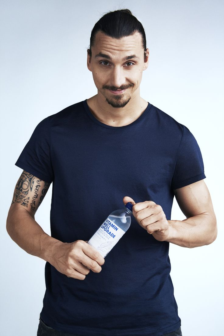 Vitamin Well Upgrade by Zlatan Imbrahimovic