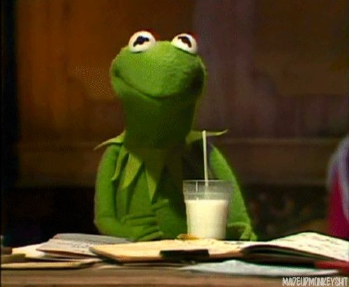 Kermit Is Super On-Trend for 2017  - ELLE.com