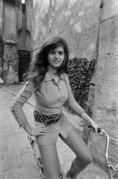Maria Schneider early 70th