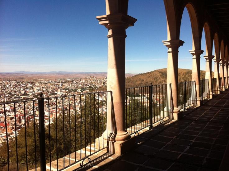 Mirador de Zacatecas
