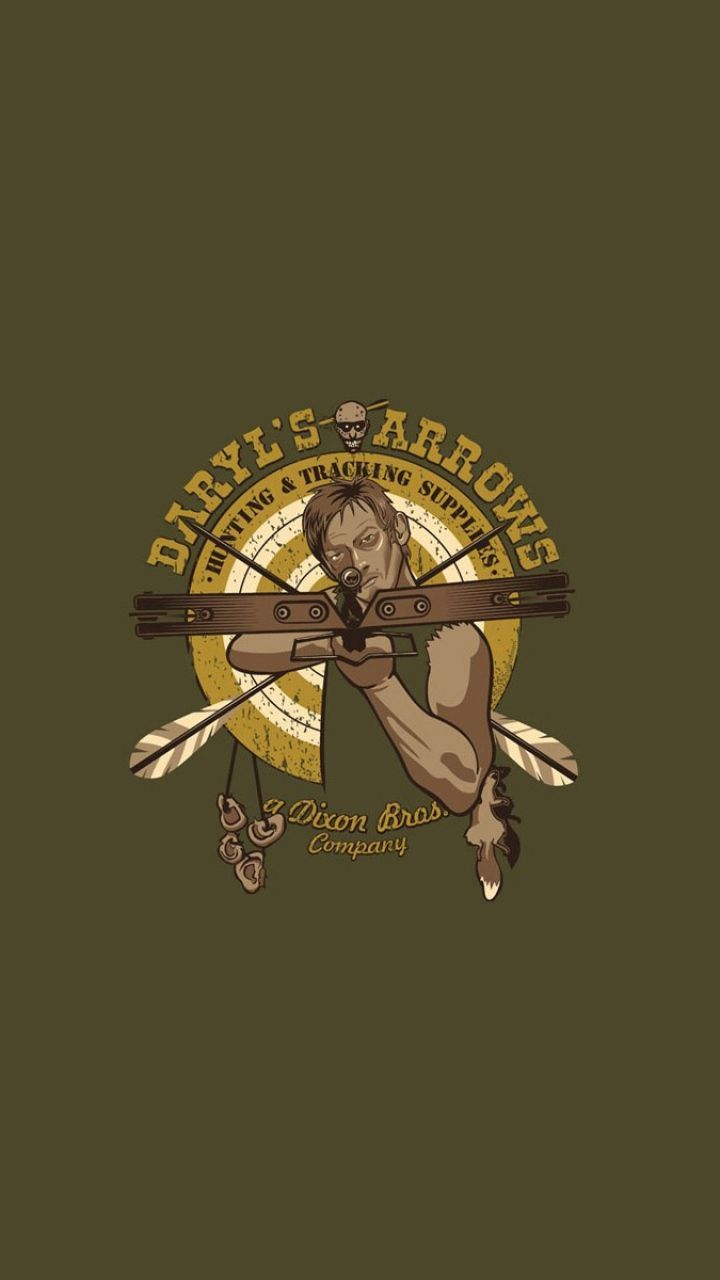 Daryl The Walking Dead Background Image Walking Dead Wallpaper Walking Dead Background The Walking Dead