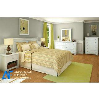 Set Kamar Tidur Minimalis Putih Mewah | Harga Kamar Set Minimalis Putih Mewah