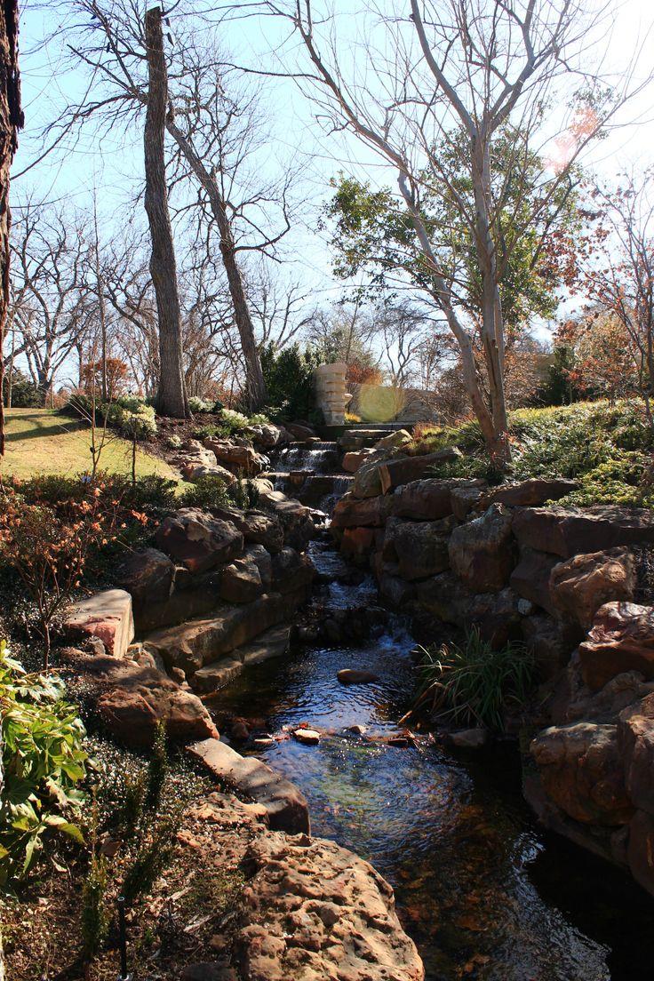 56 best winter wonderland images on pinterest dallas for Winter garden pool