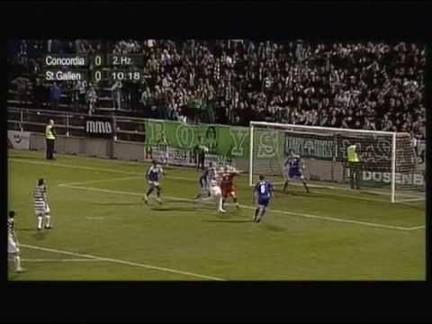 Concordia Basel - FC St. Gallen (Saison 08/09)