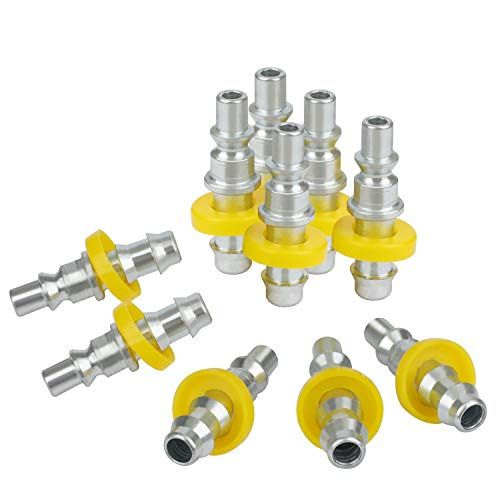 WYNNsky Air Tool Accessories Quick-Connect Fitting,Industrial I//M type 3//8/'/'MNPT