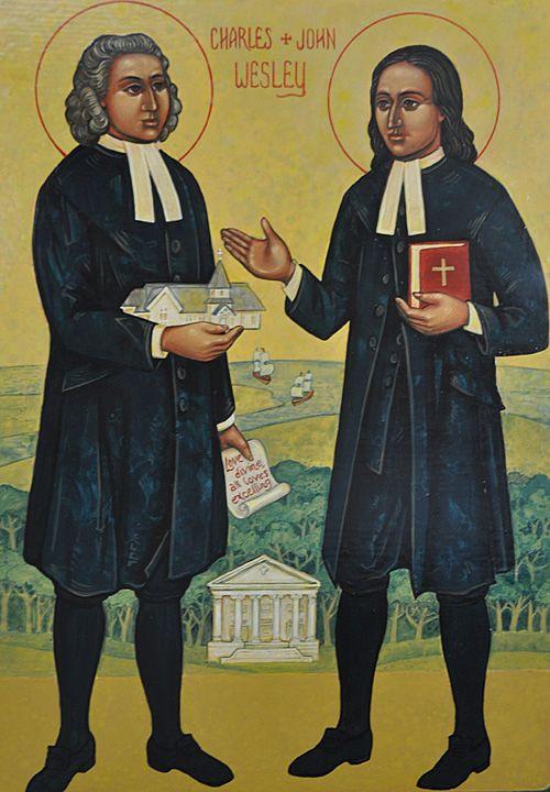 wesley pentecost hymns