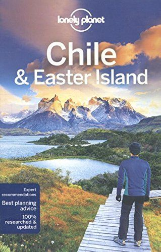 Lonely Planet Chile & Easter Island (Travel Guide)  LONELY PLANET PUBLICATIONS