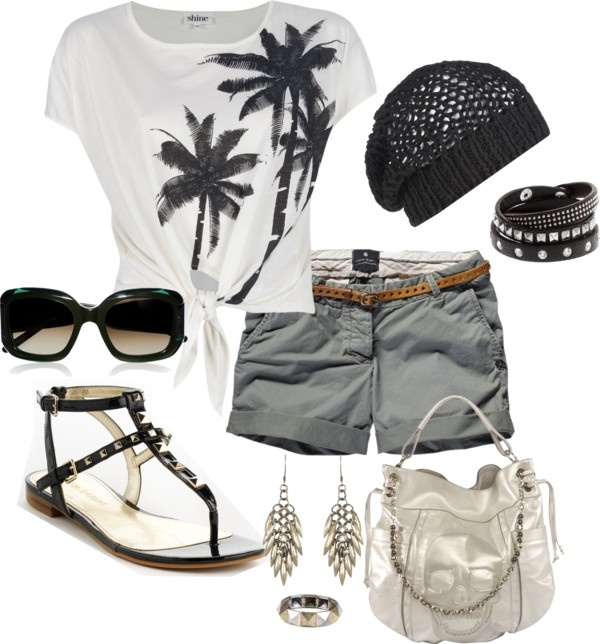 Summer Outfit, created by suenyy2 on Polyvore