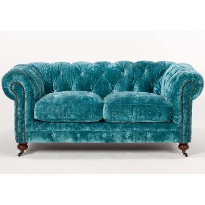 Violetta sofa B - I just want to curl up with a book on this!