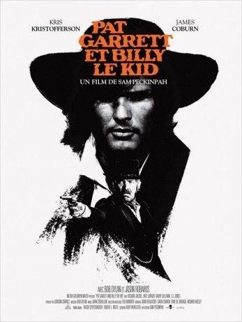 Pat Garrett et Billy le Kid » de Sam Peckinpah