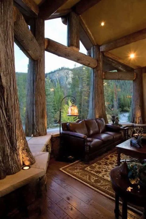 Drooling over this cabin view!! Anyone else?