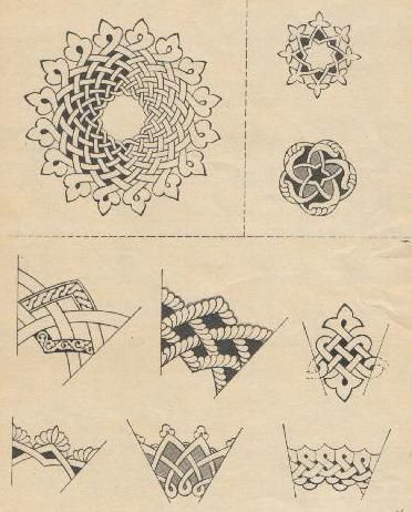 Re-pinned by @CecilieSchaefer #Zentangles #Inspiration #Drawing #Patterns…