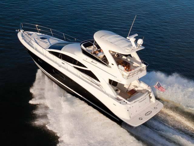 2012 Sea Ray 450