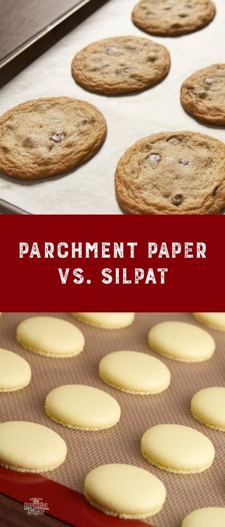 In most professional bakeries, you'll often see the pastry chef using parchment paper or silicone baking mats. There are lots of reasons why. Easier cleanup. Nonstick surfaces. Less wear and tear on baking sheets and pans. But why choose one over the other? Learn the professional scoop on which baking booster is best in this Sweetalk blog post: Parchment Paper Vs Silicone Baking Mat.