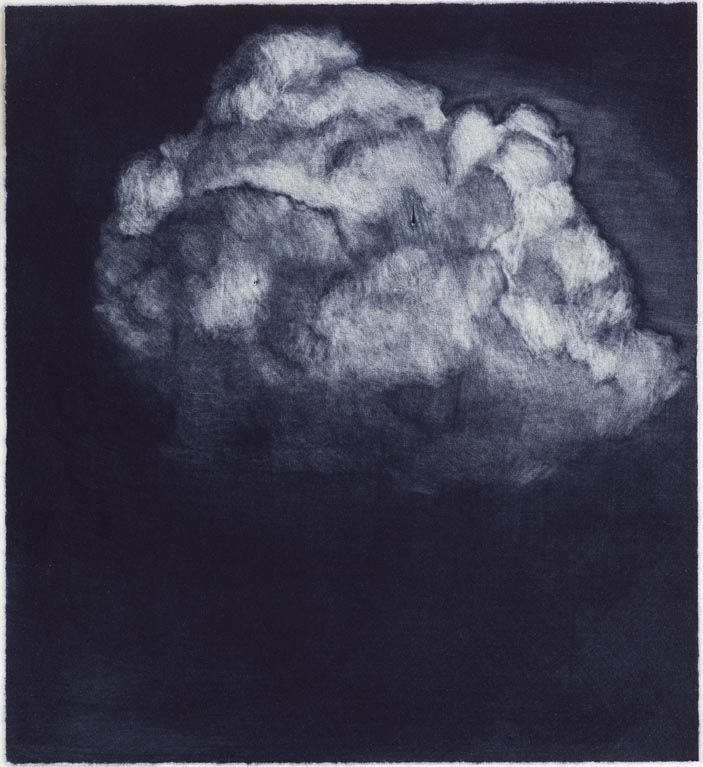 Nine Views of a Cloud 7 by Robyn Penn | DAVID KRUT PROJECTS