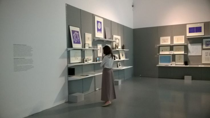 Matosek/Niezgoda, Zachęta, exhibition of Stano Filko