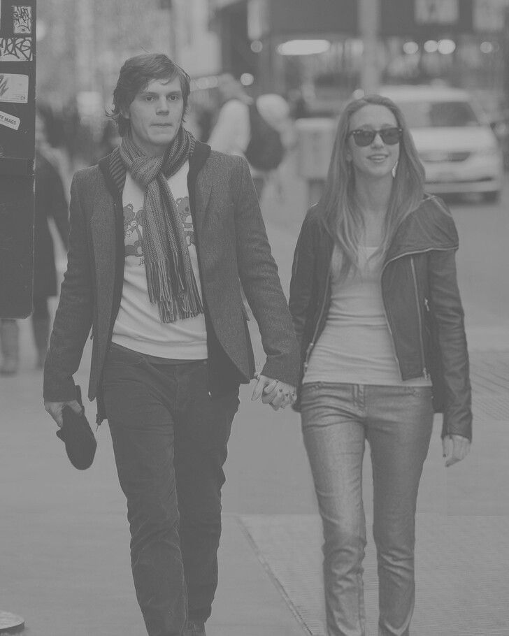evan peters and taissa farmiga relationship problems