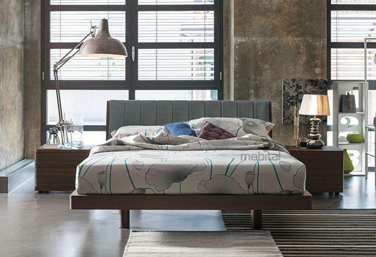 LIZ Итальянская кровать Tomasella   Mebital