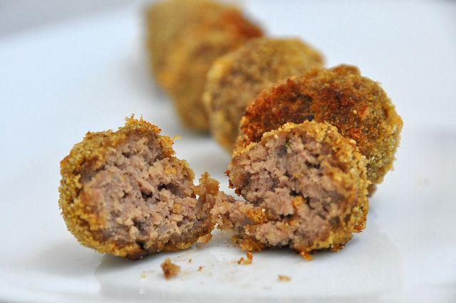 Polpette di Carne e Patate Bimby