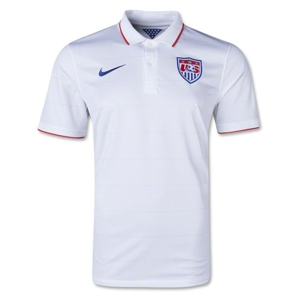 USA 2014 Home Football Shirt,34. Buying the world football shirts from a normal sports store can however, turn out to be very expensive.More and more people buy our cheap football shirts to represent their love for a team from .http://www.fifafootballshirts.co.uk/usa-shirt/usa-2014-home-football-shirt.html You can enjoy free shipping by shop over $99 and 5% cut off when you buy more than £60.Discount Code:cutoff5%.