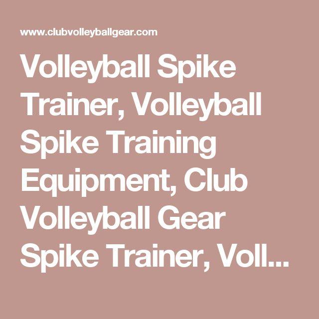 Volleyball Spike Trainer, Volleyball Spike Training Equipment, Club Volleyball Gear Spike Trainer, Volleyball Training Equipment, Volleyball Spike Trainer, Volleyball Gifts, Volleyball Equipment, Volleyball Gear, Volleyball Training Aids