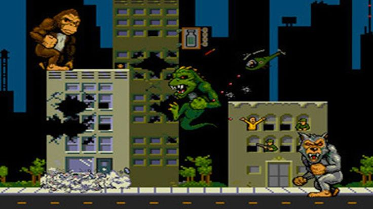 Exciting New Details Revealed for Dwayne Johnson's RAMPAGE Film Adaptation — GeekTyrant