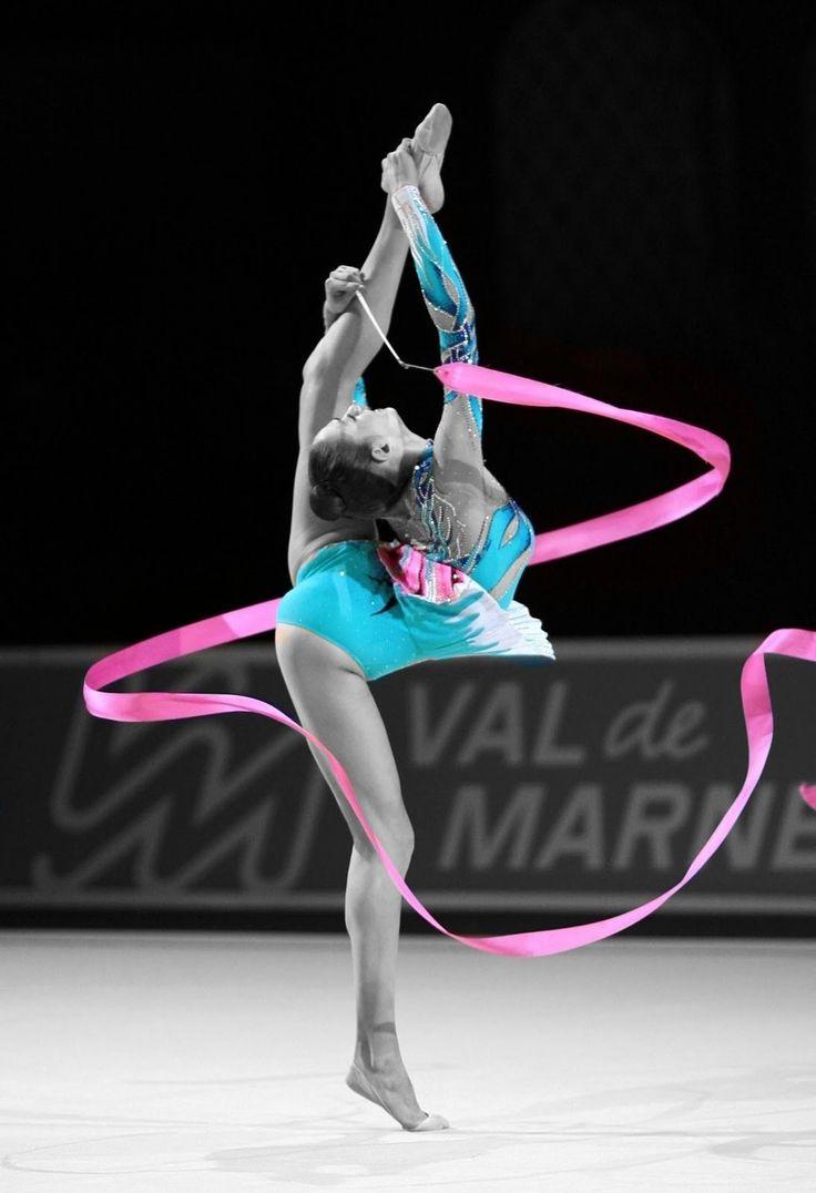 Image forward roll jpg gymnastics wiki - Color_splash__evgenia_kanaeva_by_danisil20 D5tcd9m Jpg 1 024 1 498 P Xeles