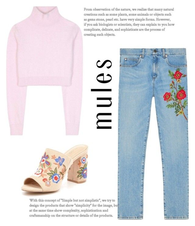 """Untitled #190"" by saracreafash on Polyvore featuring ALDO, Balmain and Gucci"