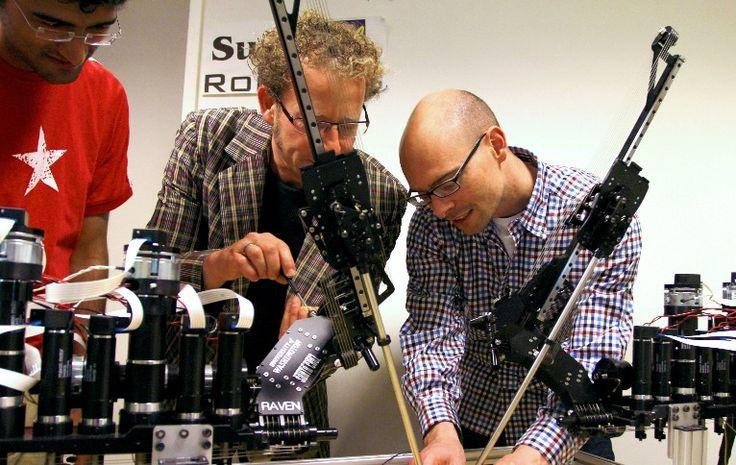 SurgRob: NIH-NSF support for medical robotics