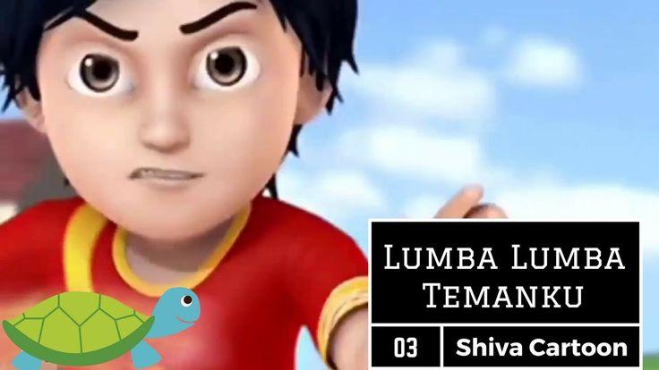 Shiva Cartoon Antv Bahasa Indonesia Episode 3 | Lumba Lumba Temanku