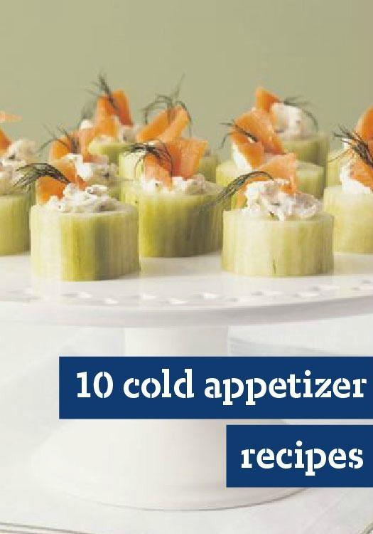 Best 25+ Cold Appetizers Ideas On Pinterest