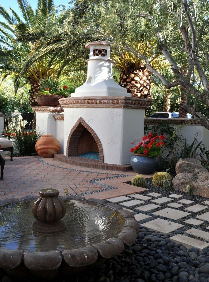 Nice Moroccan patio