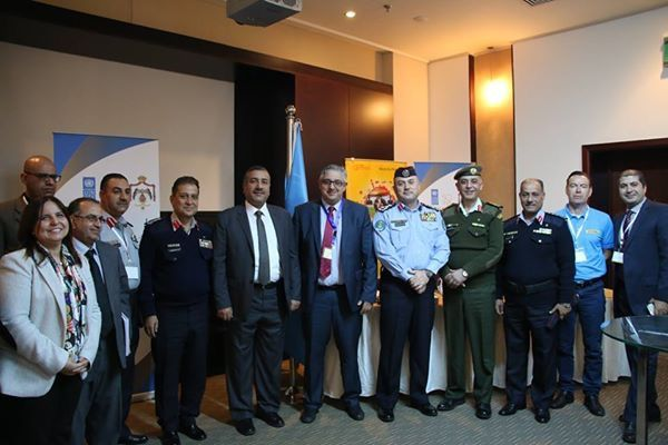 UNDP and Deutsche Post DHL Group join forces to train staff from King Hussein International Airport in Aqaba on effective disaster response | UNDP Office in Geneva