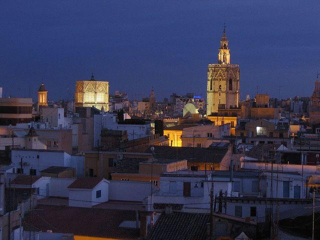 Una mirada tras las murallas de la Ciutat Vella de Valencia