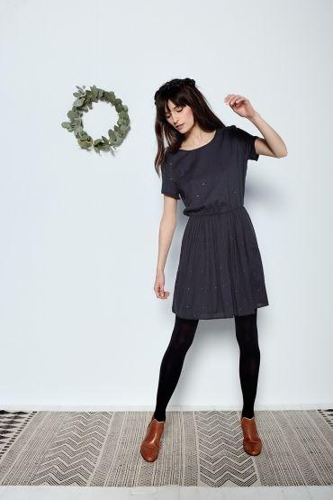 Genie Dark Dress